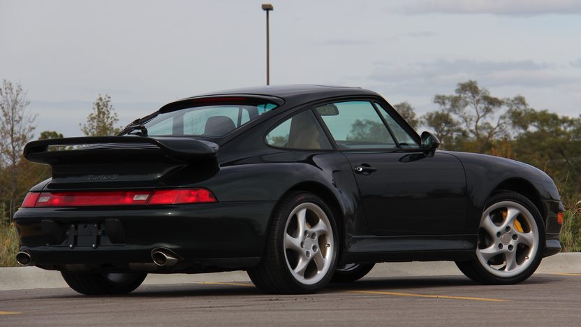 1997 Porsche 911 Carrera Turbo S presented as lot S129 at St Charles, IL 2012 - image3