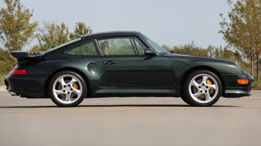 1997 Porsche 911 Carrera Turbo S presented as lot S129 at St Charles, IL 2012 - image4