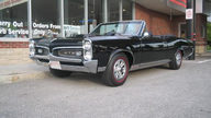 1967 Pontiac GTO Convertible Triple Black, Dual Gate Shifter presented as lot S132 at St Charles, IL 2012 - thumbail image12