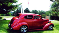 1937 Chevrolet Street Rod 385 CI, Custom Built presented as lot S137 at St Charles, IL 2012 - thumbail image7