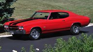 1970 Chevrolet Chevelle SS LS6 454/450 HP, 4-Speed, Two Build Sheets presented as lot S151 at St Charles, IL 2012 - thumbail image2
