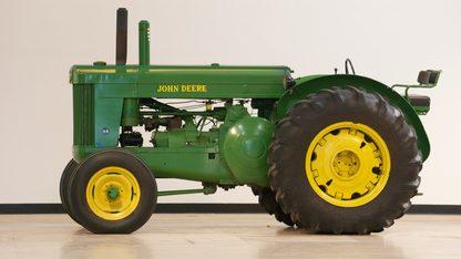 1951 John Deere AR Tractor