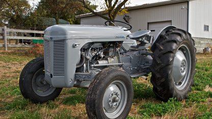 1950 Ferguson T0-20 Tractor