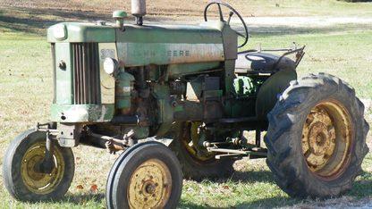 John Deere 330 Tractor