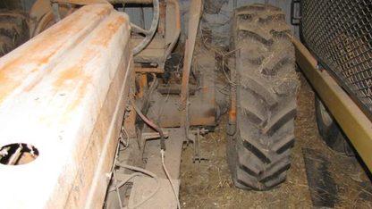 1957 John Deere 420 U Tractor