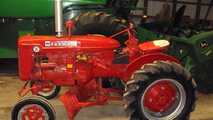 1951 Farmall Super A Tractor