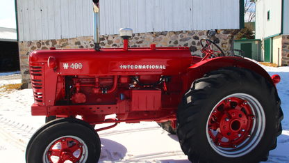 1956 IH W-400 Tractor
