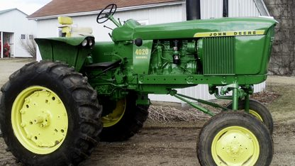 John Deere 4020 High Crop
