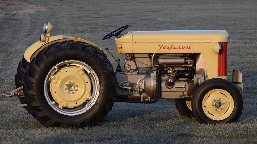 Ferguson 40 Tractor : Ferguson mecum davenport s