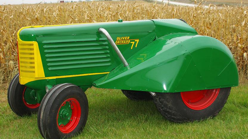 1951 Oliver 77 Orchard