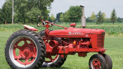 1947 Farmall H Tractor