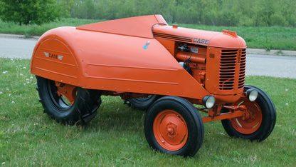 1947 Case VAO Tractor