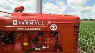 1953 Farmall Super H Tractor presented as lot S33 at Walworth, WI 2010 - thumbail image6