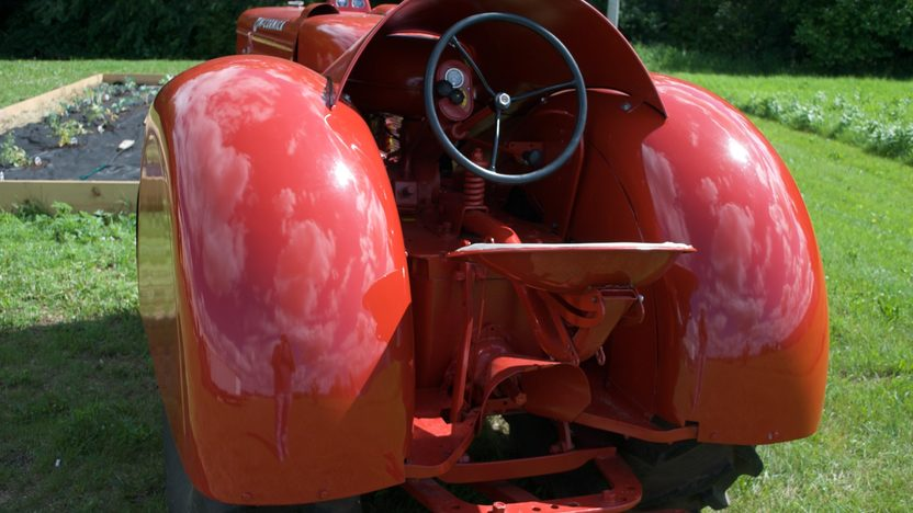 1950 Farmall O-6 Orchard Tractor presented as lot S36 at Walworth, WI 2010 - image2
