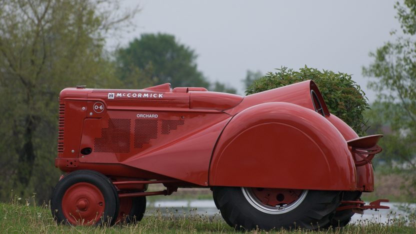 1950 Farmall O-6 Orchard Tractor presented as lot S36 at Walworth, WI 2010 - image8