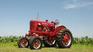 1954 Farmall Super MDV TA Tractor presented as lot S44 at Walworth, WI 2010 - thumbail image4