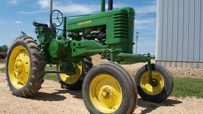 John Deere AH Tractor