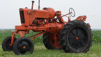 1952 Allis Chalmers UC High Crop LP Tractor