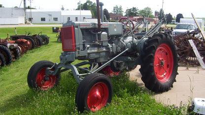 Case CC High Crop Tractor