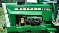 1975 Oliver 2255 Tractor presented as lot S77 at Walworth, WI 2010 - thumbail image3