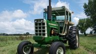 1975 Oliver 2255 Tractor presented as lot S77 at Walworth, WI 2010 - thumbail image5