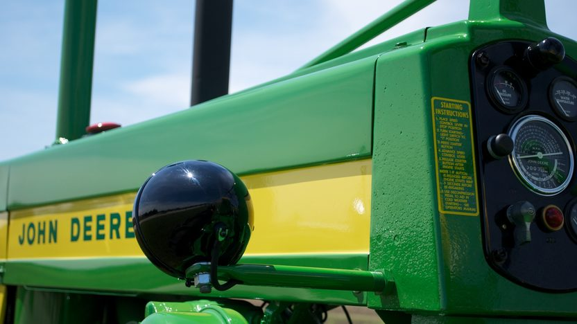 1958 John Deere 720 High Crop presented as lot S55 at Walworth, WI 2011 - image4