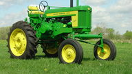 1958 John Deere 720 High Crop presented as lot S55 at Walworth, WI 2011 - thumbail image3
