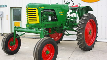 Oliver Super 77 Diesel High Crop