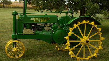 1935 John Deere A