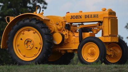 1937 John Deere BI
