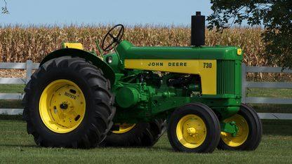1960 John Deere 730 Standard