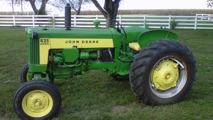 1960 John Deere 435