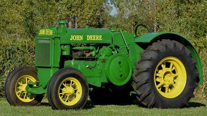 1936 John Deere AO