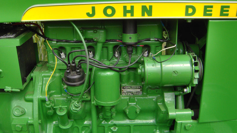 John Deere Introduces 1050k Crawler Dozer That Is Grade Control Ready additionally 1961 John Deere 1010 Row Crop U further 3571528 additionally John Deere moreover AgriculturalMachineryNews 60 17014 1. on john deere dubuque