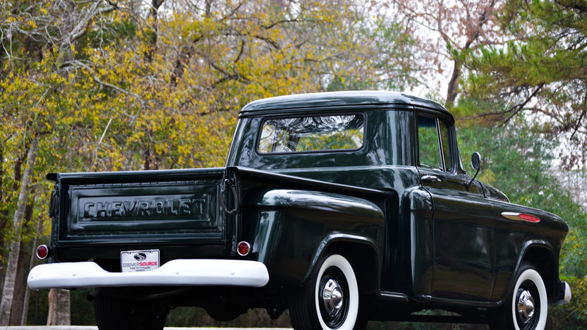 1957 Chevrolet 3100 Pickup 235 CI, 3-Speed presented as lot F153 at Houston, TX 2012 - image2