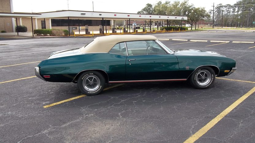 1970 Buick GS Convertible 455/350 HP, Automatic presented as lot S16 at Houston, TX 2012 - image2