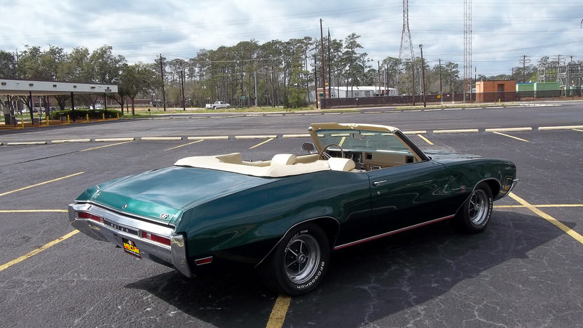 1970 Buick GS Convertible 455/350 HP, Automatic presented as lot S16 at Houston, TX 2012 - image3