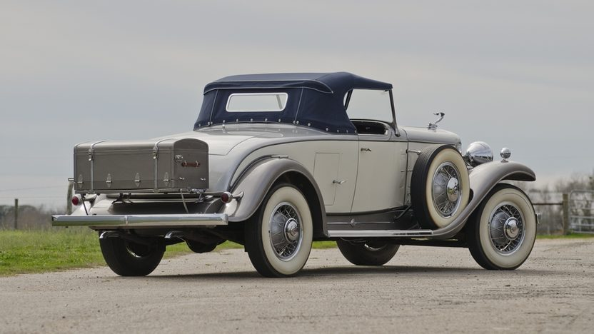 1931 Cadillac V12 Roadster 368 CI, 3-Speed presented as lot S98 at Houston, TX 2012 - image2
