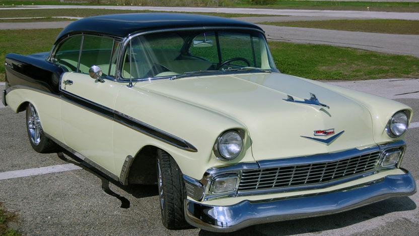 1956 chevrolet bel air 2