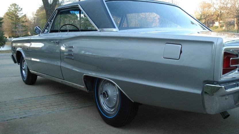 1966 Dodge Coronet 500 2-Door Hardtop | Mecum Houston 2012 ...