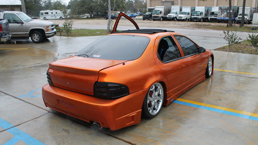 1996 Plymouth Breeze Sedan Nitrous System, Custom Paint presented as lot T14 at Houston, TX 2013 - image3