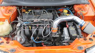 1996 Plymouth Breeze Sedan Nitrous System, Custom Paint presented as lot T14 at Houston, TX 2013 - thumbail image7