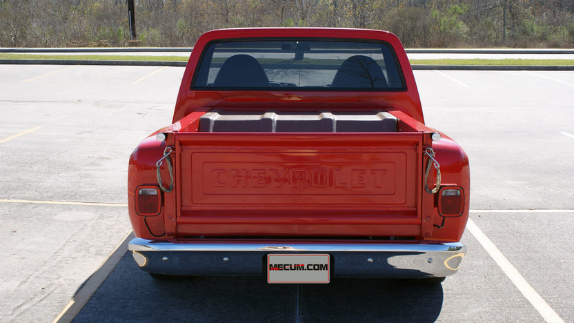 1982 Chevrolet C10 Pickup 350 CI, Automatic presented as lot T325 at Houston, TX 2013 - image3