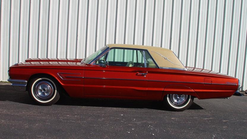1965 Ford Thunderbird 390 CI, Landau Edition presented as lot T46 at Houston, TX 2013 - image2