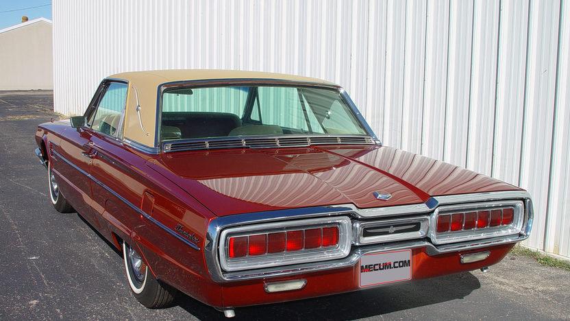 1965 Ford Thunderbird 390 CI, Landau Edition presented as lot T46 at Houston, TX 2013 - image3