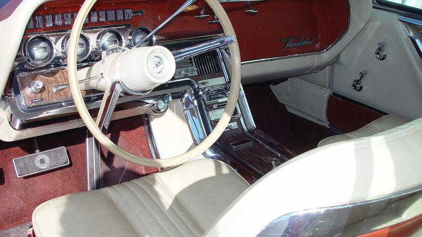 1965 Ford Thunderbird 390 CI, Landau Edition presented as lot T46 at Houston, TX 2013 - image4