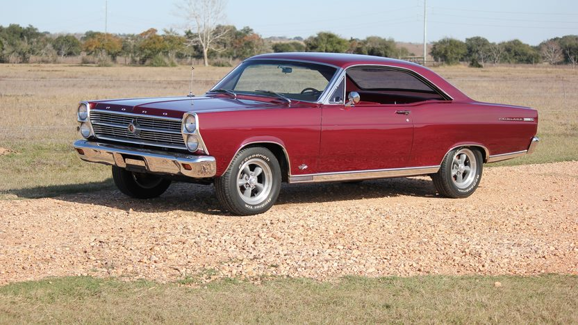 1966 Ford Fairlane 500 XL 390 CI, Automatic presented as lot T131 at Houston, TX 2013 - image7