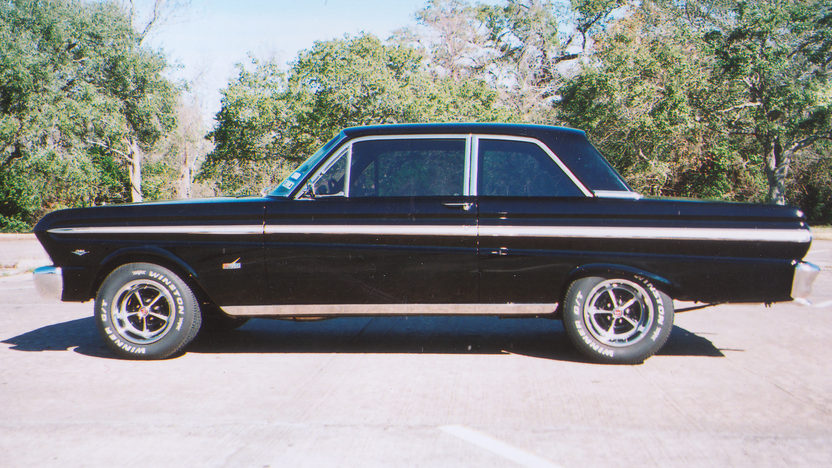 1965 Ford Falcon Futura Sedan 289/210 HP, Automatic presented as lot T137 at Houston, TX 2013 - image2