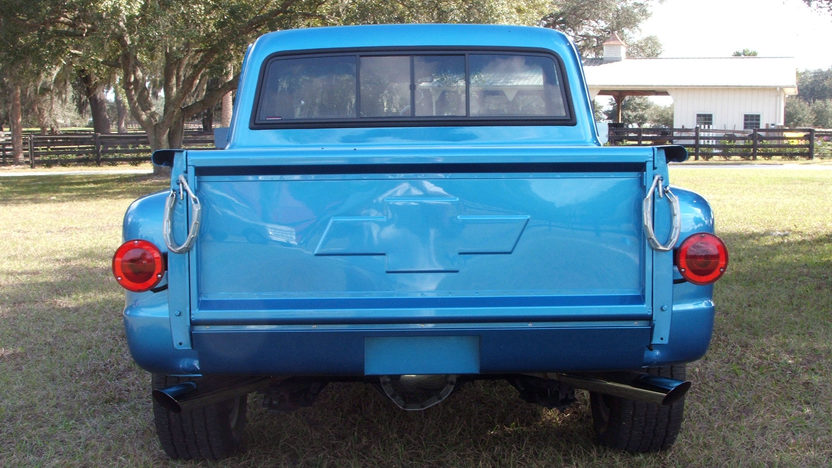 1970 Chevrolet C10 Pickup 350 CI, Automatic presented as lot T148 at Houston, TX 2013 - image3