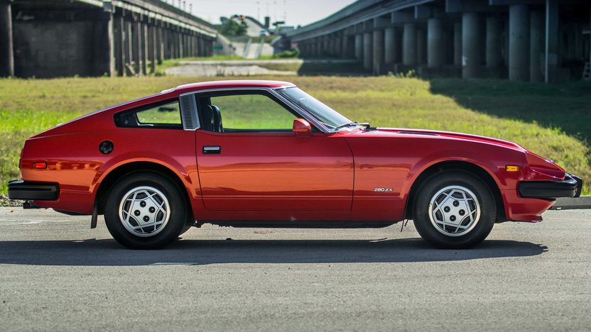 1979 Datsun 280 ZX 2.8L, 5-Speed presented as lot T156 at Houston, TX 2013 - image2